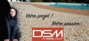 Notre partenaire: DSM fabricant Charente aquitaine Sol mur à Saintes