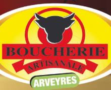 Notre partenaire: Boucherie artisanale 33 ARVEYRES