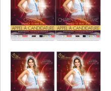 Appel aux candidatures: on recherche Nos miss départementales en Poitou Charentes pour qualification à Miss Poitou Charentes