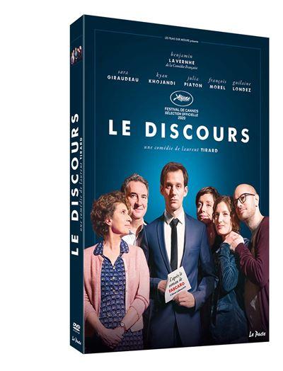 Le-Discours-DVD