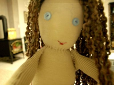 Sock Doll Tutorial