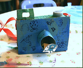How to Make a Cardboard Camera