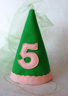 How to Make a Princess Birthday Hat