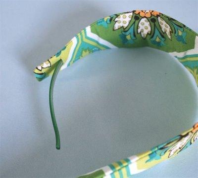 Plastic Headband Cover