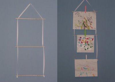Homemade Art Ladder Tutorial