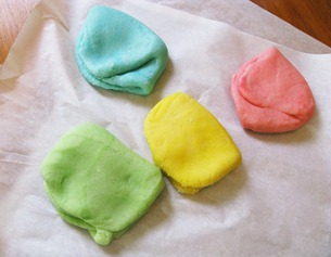 Gelato Playdough Recipe