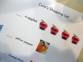 Kids Shopping List