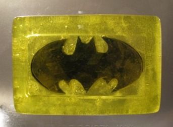 Batman Soap Tutorial