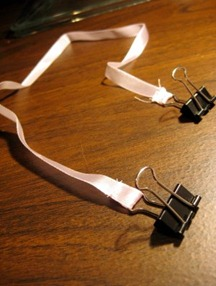 Easy-Peasy Bib Clips