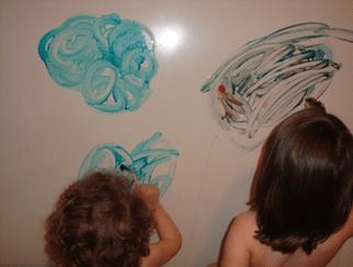 Homemade Bathtub Paints