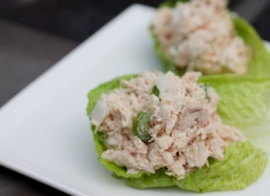 lunch lettuce wraps