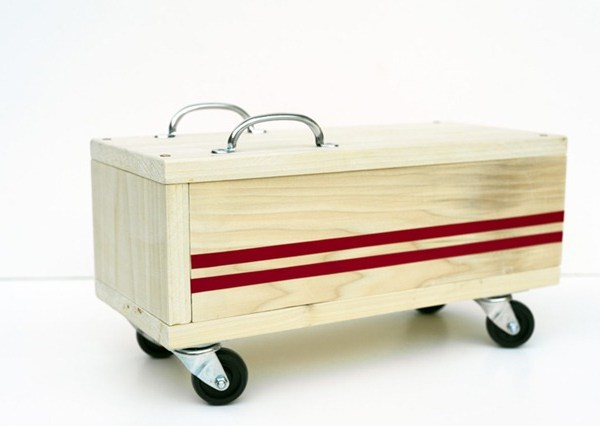 DIY Ride-On Toy for Toddlers