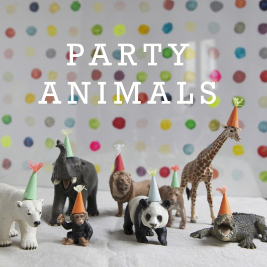 party animals oh happy day