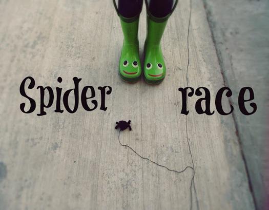 spider game