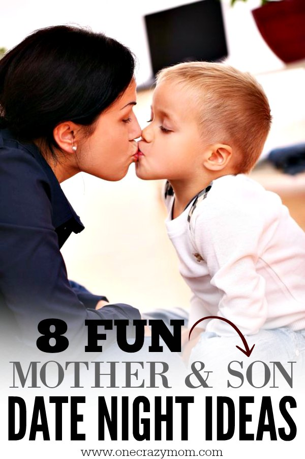 8 Fun Mom And Son Date Night Ideas That He Will Love