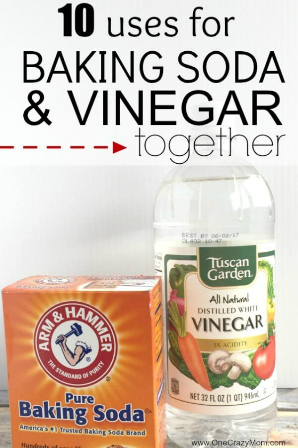 Uses For Baking Soda And Vinegar 10 Clever Baking Soda And Vinegar Uses