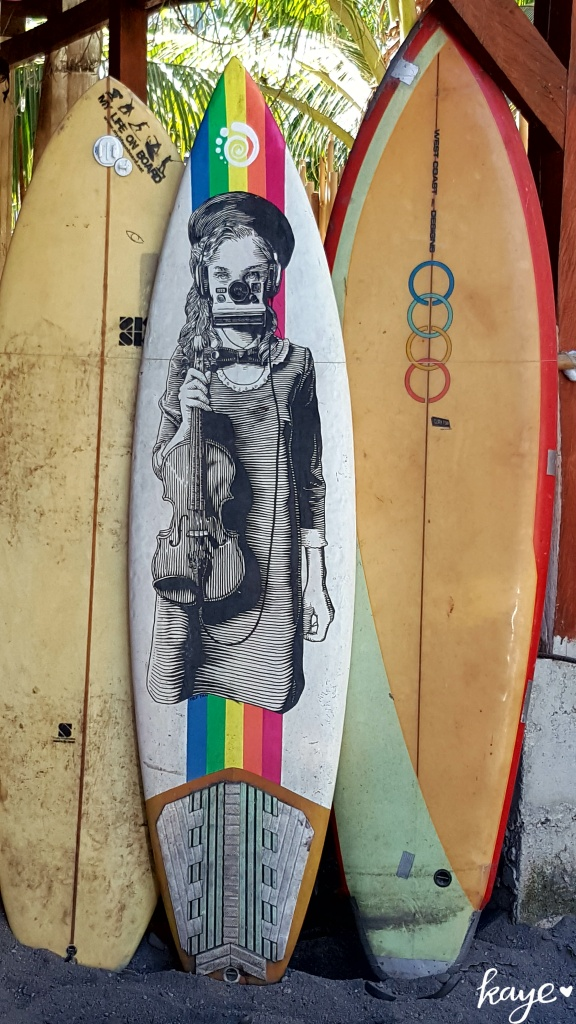 Custom Surf Boards