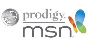 Logo Prodigy MSN