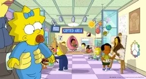 Simpsons Hollywood