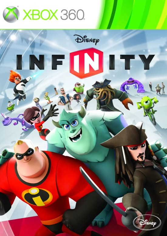 Disney Infinity_Disney Interactive_360_Front of Box_UPDATED