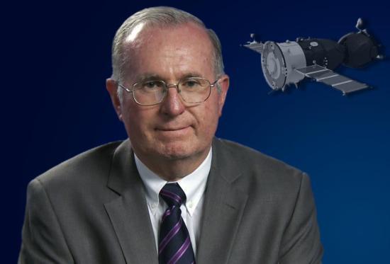 Dr Javier Mendieta Director General de la Agencia Espacial Mexicana