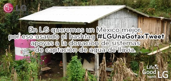 #LGUnaGotaxTweet