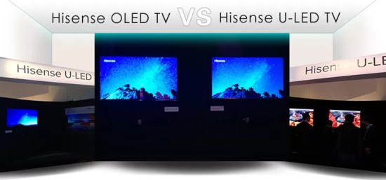 HISENSE GROUP ULED TV