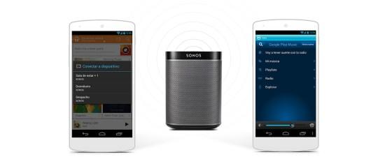 Dos Formas de Reproducir Sonos + Google Play Music
