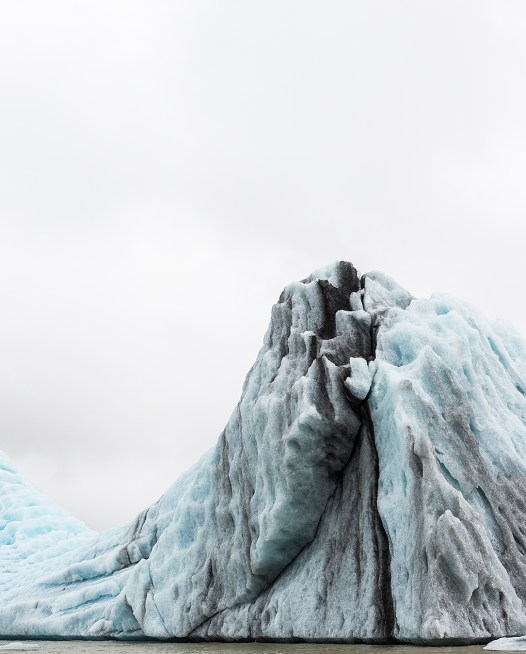 Glacier Iceland Photography Print