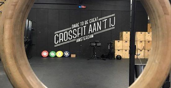 CrossFit aan 't IJ