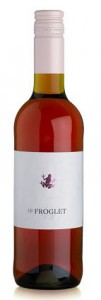 Le Froglet Rose wine review