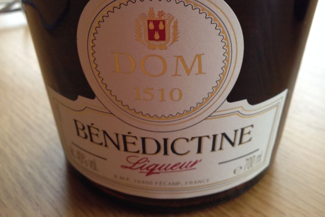 benedictine drink winter warmer