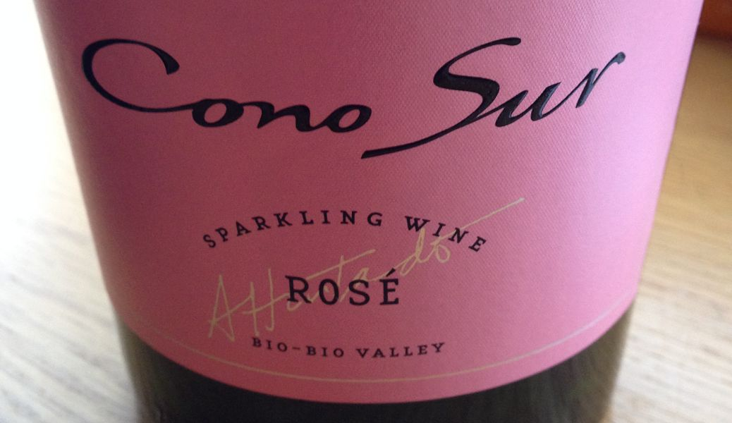 cono sur sparkling, Christmas dinner wines