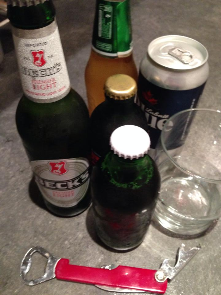 I taste-test low alcohol beer. Which one wins?
