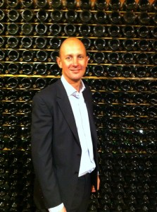 Damian Clark, UK MD of Freixenet, Freixenet cava