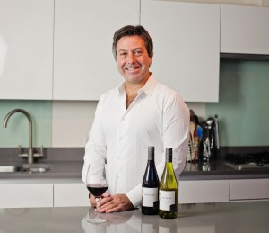 John Torode and McGuigan Wines