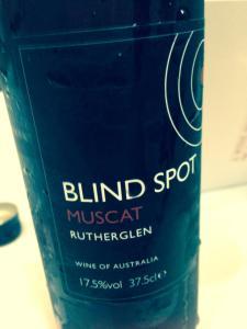 Blind Spot Rutherglen Muscat Wine Society