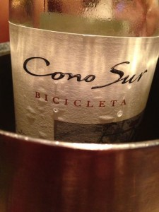 Cono Sur Bicicleta wine review