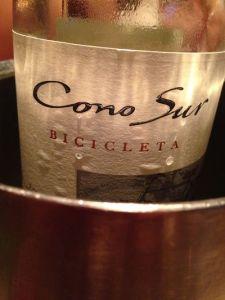 Cono Sur Bicicleta wine review