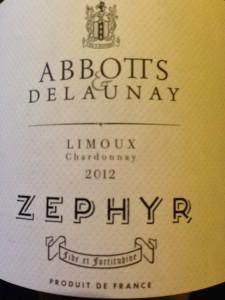 Abbotts & Delaunay Zephyr Limoux