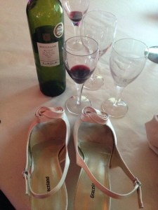 Proof, if it were needed, that I was quiet at the International Wine Challenge Merchants' Awards 2014