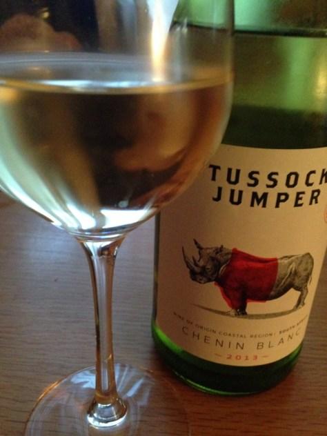 Tussock Jumper Chenin Blanc