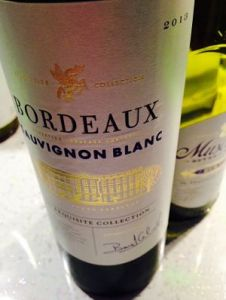 Aldi Exquisite Collection Bordeaux Sauvignon Blanc review
