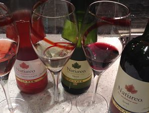 Torres Natureo low alcohol wine review