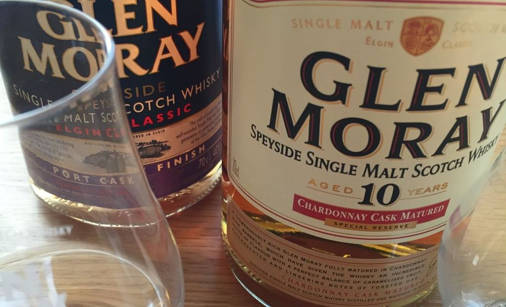 Glen Moray whisky review