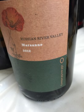 Natural wines at RAW wine fair 2015