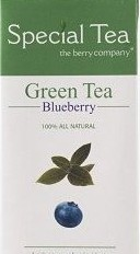 The Berry Company Green Tea with Blueberry