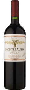 Montes Alpha Merlot review