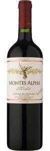 Montes Alpha Merlot review