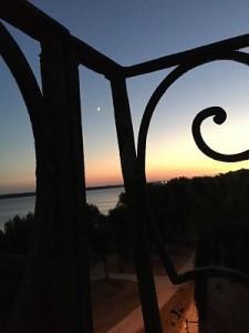 bodeaux viking river cruise sunset